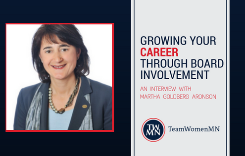 GROWING YOUR CAREER THROUGH BOARD INVOLVEMENT